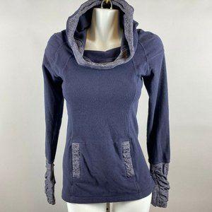 Lululemon Women's Apres Run Pullover Fleece Hoodie